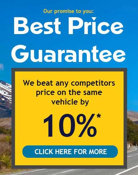 Cheap Rental Car Wellington To Auckland