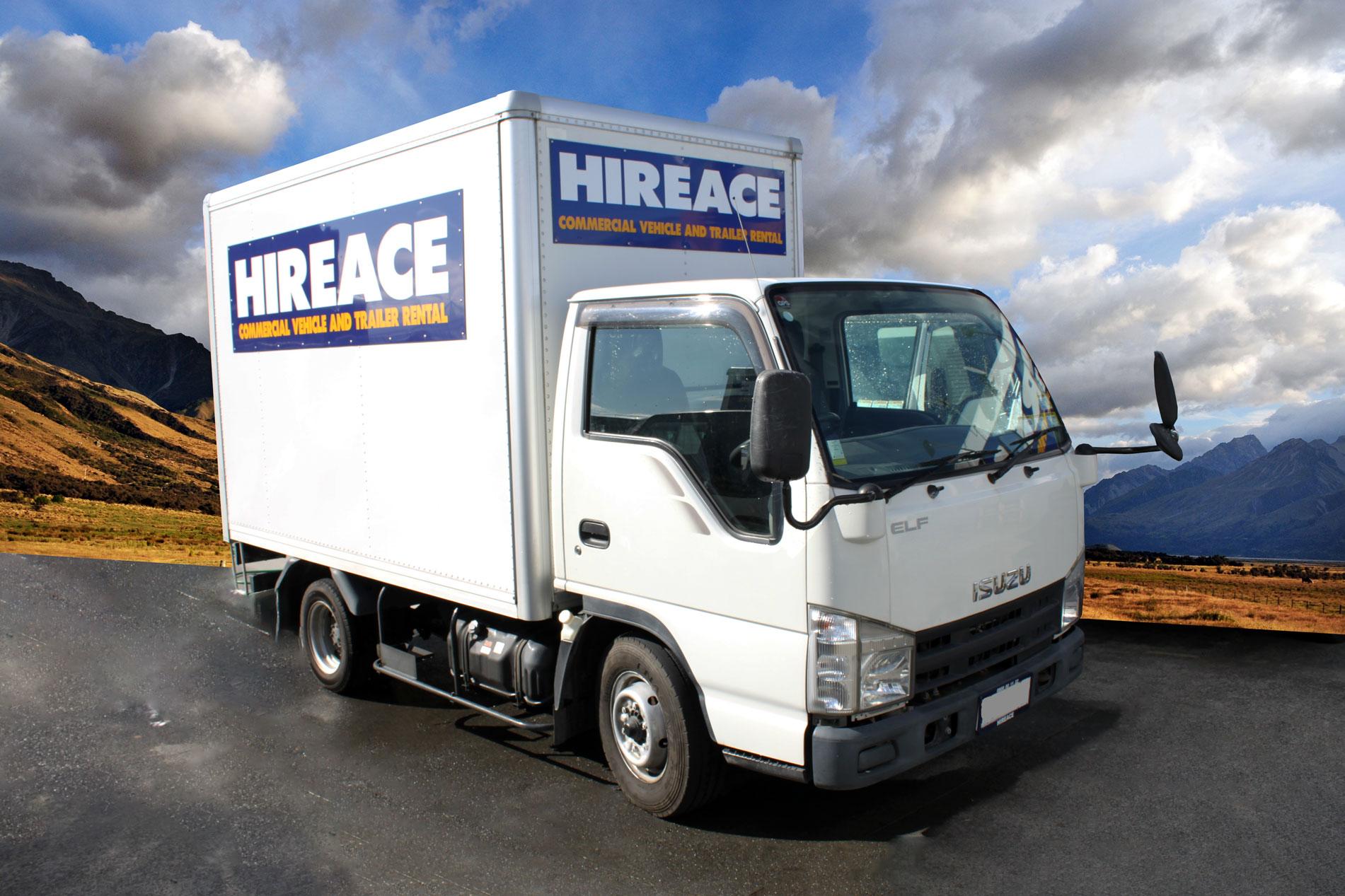 Furniture truck