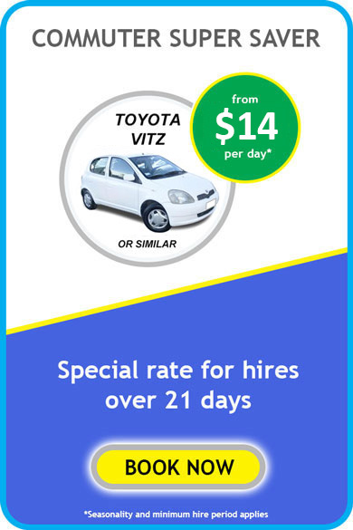 Hot Deals On Car Rental Wellington From 14 Day Cheap Car Hire