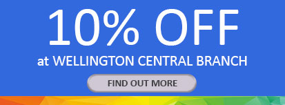 Car Rental from $14/day - Auckland Wellington Christchurch